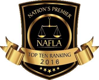 2016 NAFLA Badge